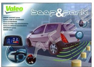 valeo beep park display reversing parking sensor 8 ebay. Black Bedroom Furniture Sets. Home Design Ideas